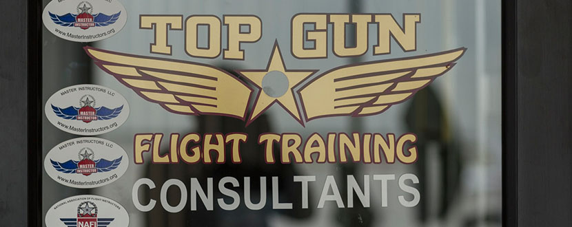 Top Gun Flight Training